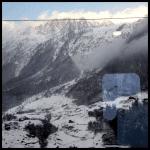 Schneechaos auf der Hinfahrt