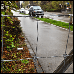 Start in Dietikon: ein Regentag