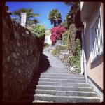 Treppe in Ascona