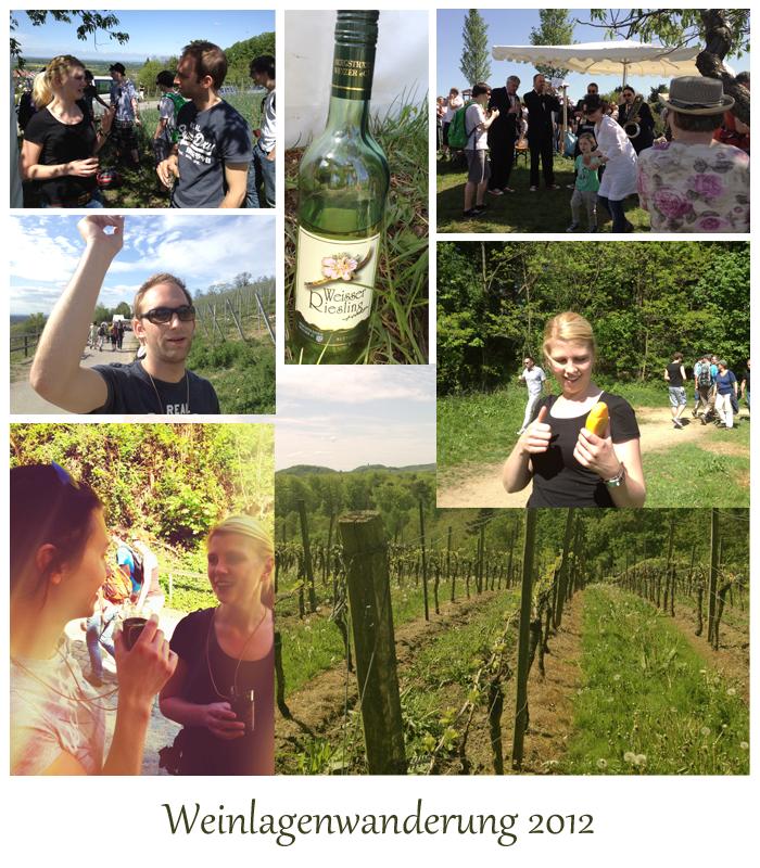 Weinlagenwanderung