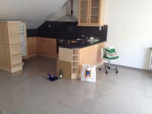 Alte Wohnung - Die Reste