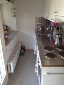 Neue Wohnug - Die Küche