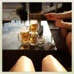 Sunshine & beer