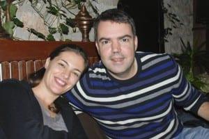 Fitore und ihr Cousin