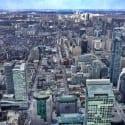 Toronto vom Turm aus