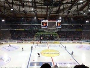 Hockeyspiel