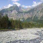 Startpunkt in Kandersteg