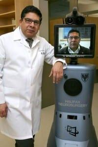 Remote Healthcare