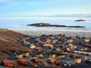 Nunavut_articvillage