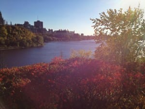 Indian Summer in Ottawa