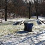 Picknick-Fläche