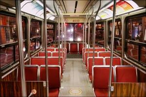 Streetcar-inside