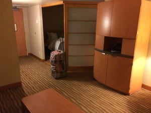Meine Hotel-Suite