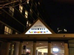 Seawall or Seewald