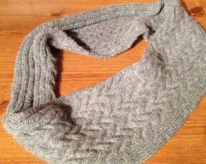 Mein Loop-Schal