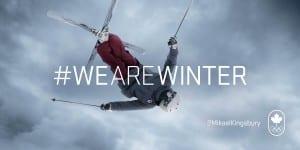 We are Winter - Werbung
