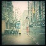April in Toronto