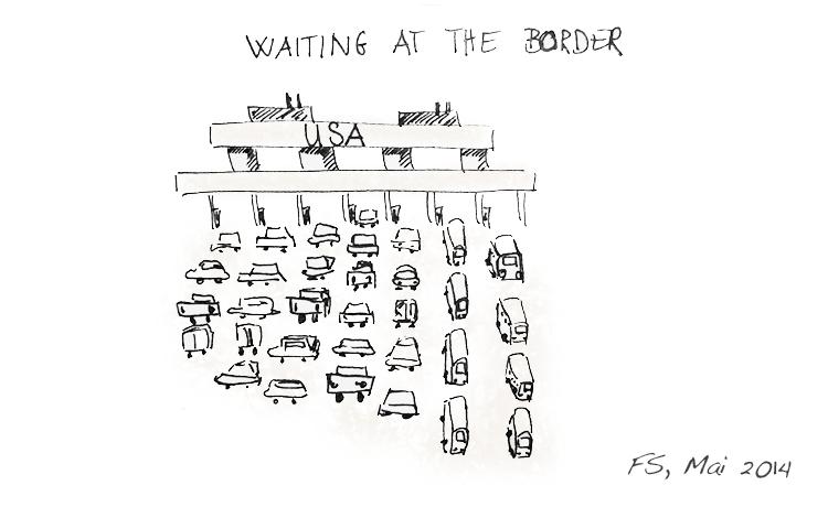 WaitingAtTheBoarder