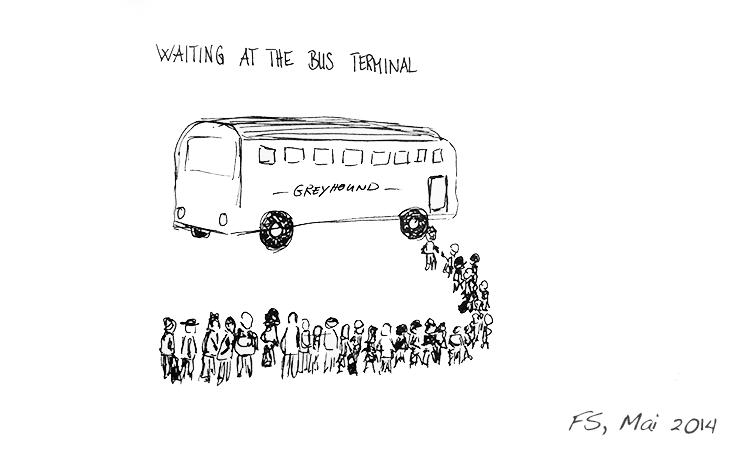 WaitingForTheBus