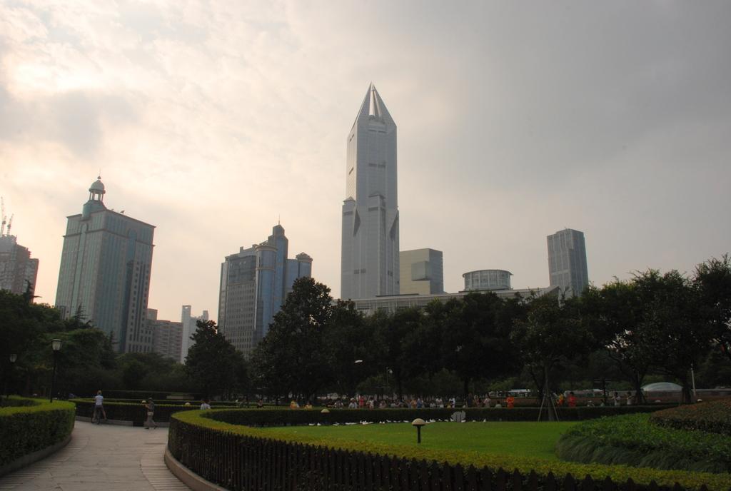 Die Riesenbauten