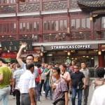 Starbucks ist überall