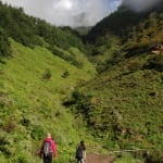 Start unserer Trekking Tour
