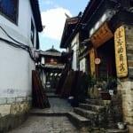 Lijiangs Altstadt