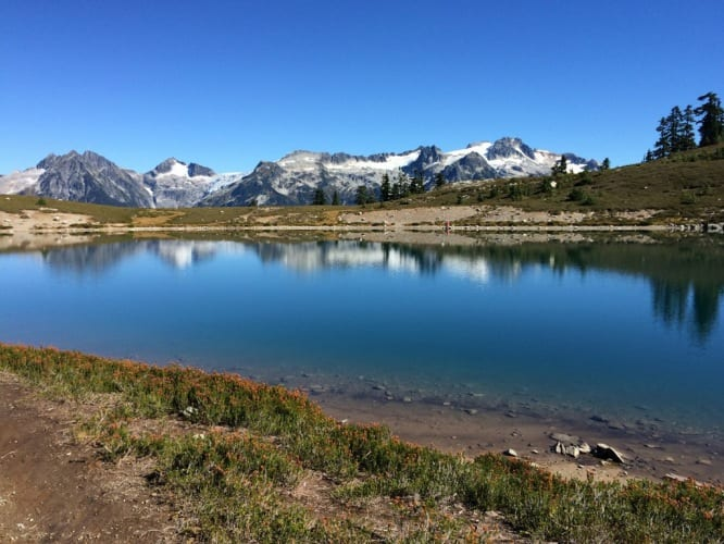 Der Elfin Lake