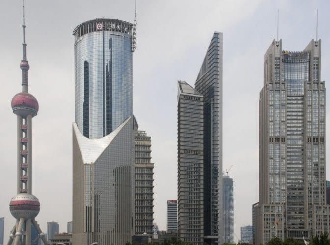 Pudong - Hochhauszentrum