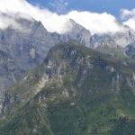 Panorama: Jade Dragon Mountain