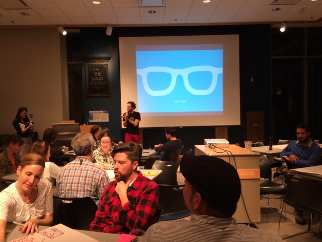 Gruppenarbeit mit DesignNerds