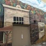 Wandmalkunst in Winnipeg