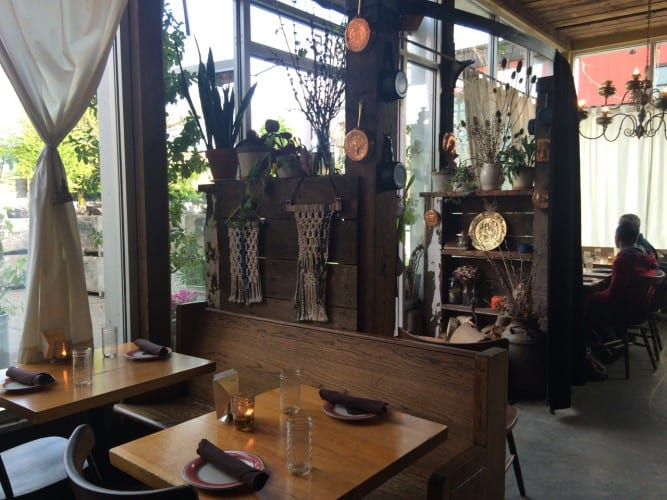 Restaurant in Portland