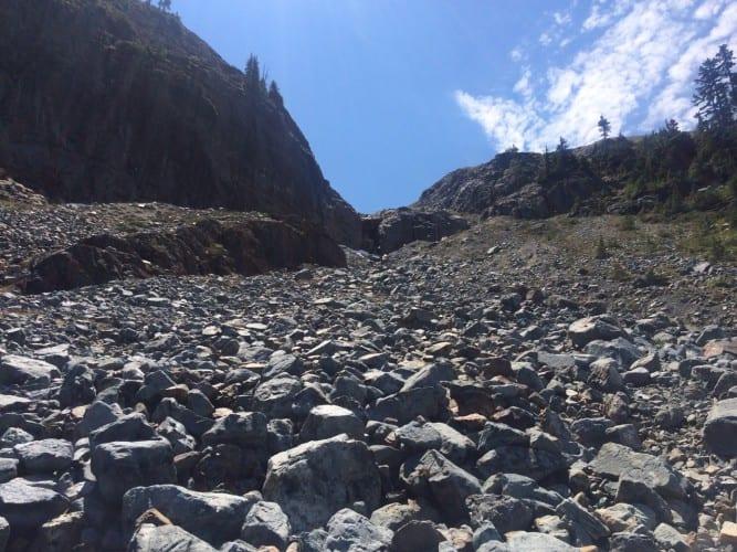 Der steinige Aufstieg