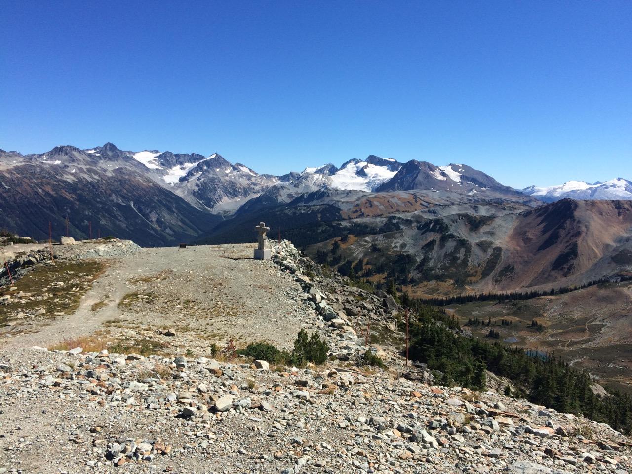 Hike in Whistler