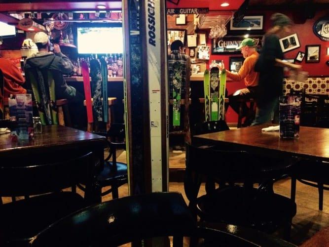 Pub in Revelstoke