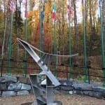 Ski Jump Monument