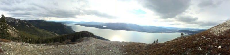 Panorama Mount White
