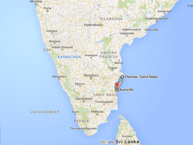 Chennai - Auroville