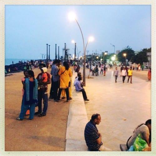 Diwali in Pondicherry
