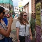 Wir entdecken indische Streetart