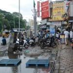 Auf den Strassen von Indien