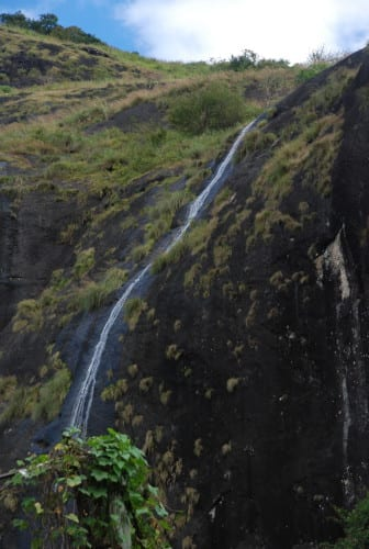 Wasserfall in Kerala