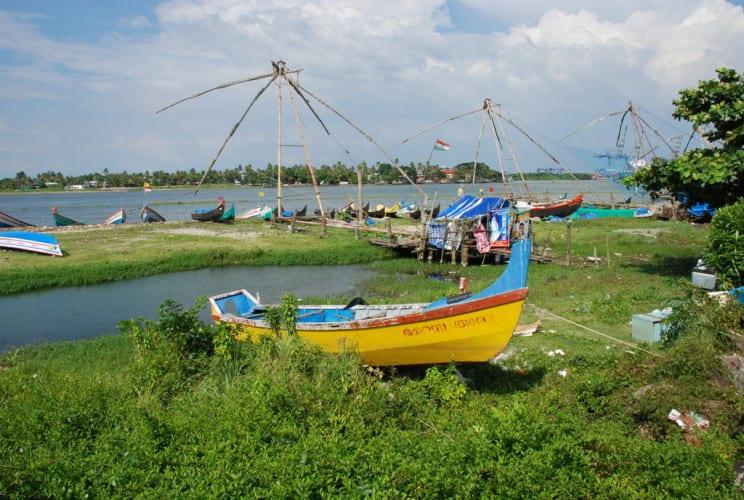 Am Ufer von Kochi