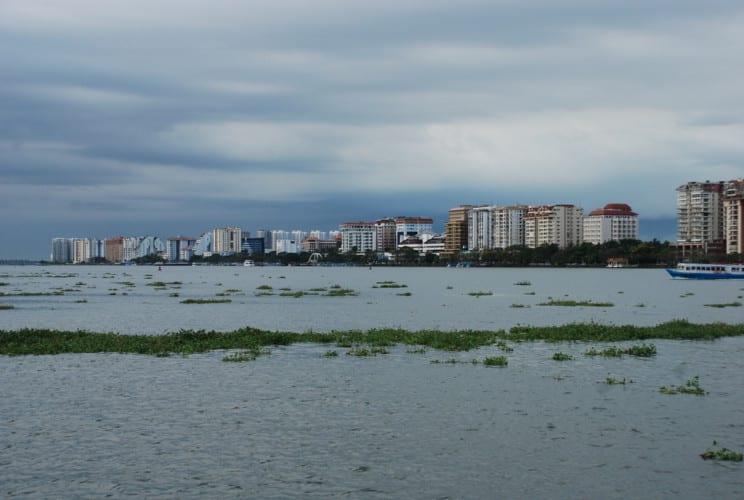 Hafenrundfahrt in Kochi