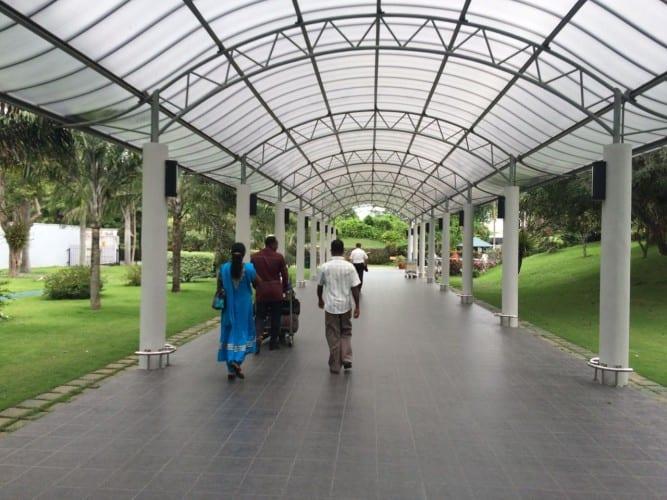 Sri Lanka Airport