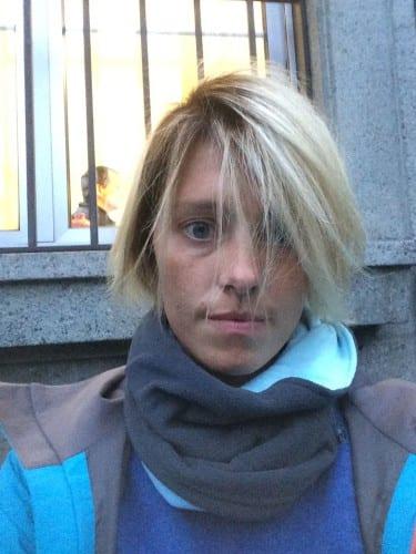 Fraukes neue Frisur
