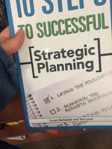 Mehr Planung