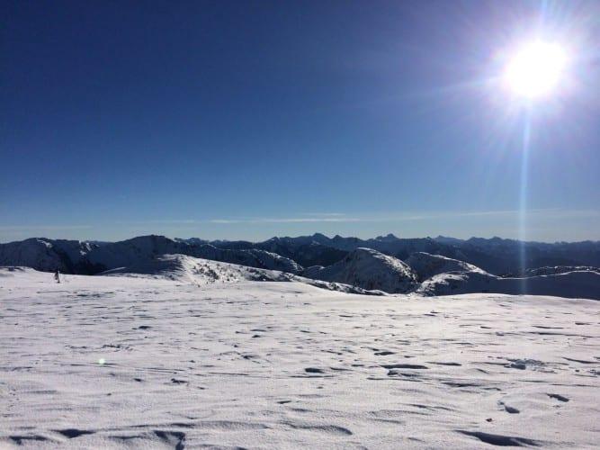 Zweiter Gipfel