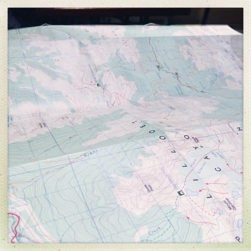 Planung: Die Skitour
